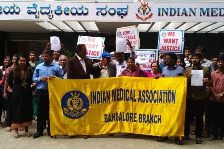 How the doctors strike is affecting healthcare services across south India