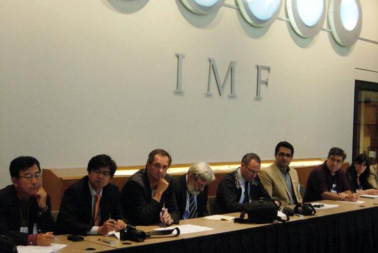 Demonetisation GST will bring long-term benefits IMF