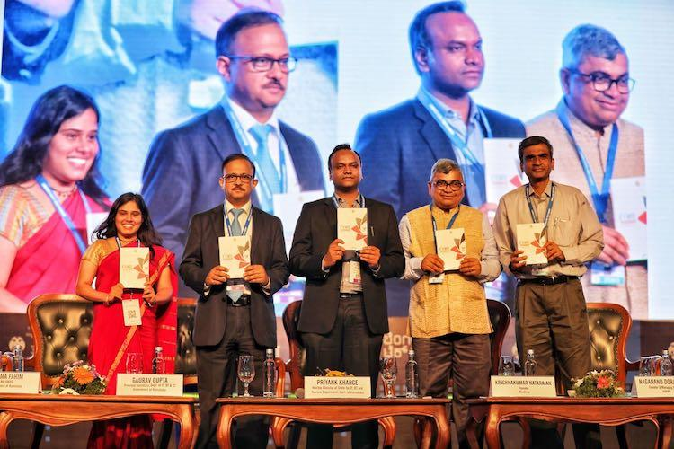 Bengaluru Tech Summit Govt signs 10 MoUs to mobilise Rs 2000 cr fund for startups