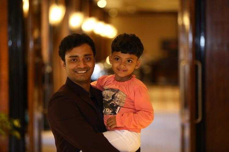 Bengaluru man turns donor after mothers cancer fight saves toddler from Thalassemia