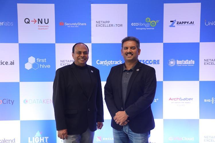 NetApp Excellerator powers futuristic technologies hosts 4th cohort in Bengaluru