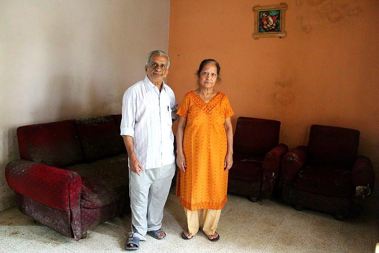Rotting furniture sewage-flooded homes How rain has spelled doom for Bengalurus Koramangala