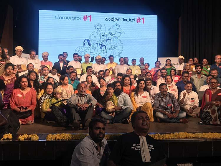 51 Bengaluru civic body corporators awarded for holding regular ward meetings with public