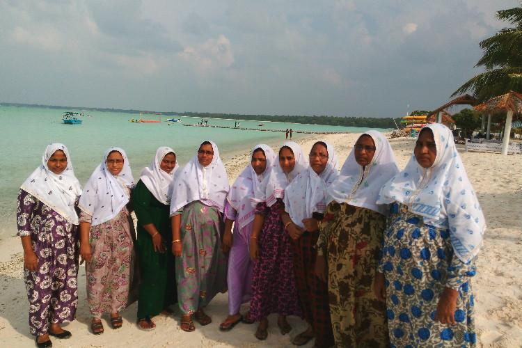 Lakshadweeps Minicoy Island a kingdom for women