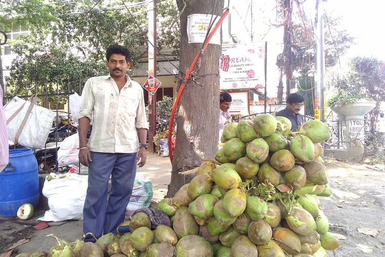 Bondas go stale coconut sellers penniless How demonetisation is affecting street businesses