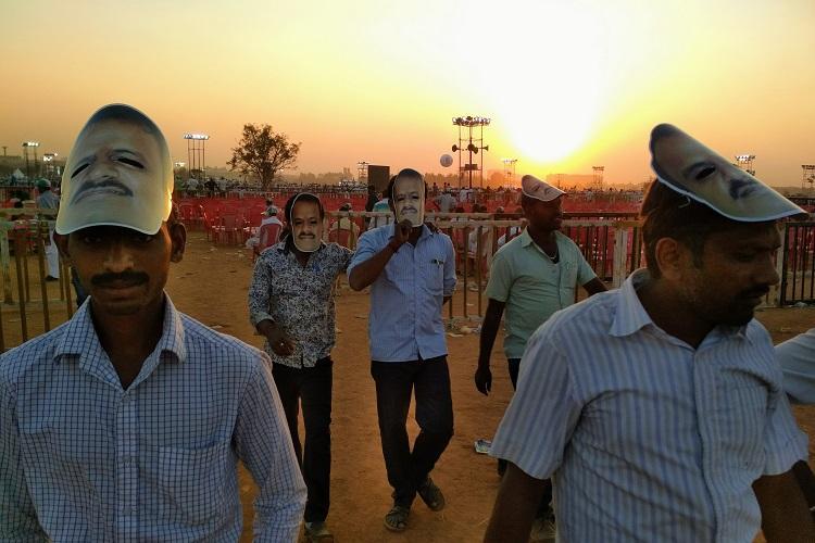 With mega rally in Bengaluru JDS hopes to break Congress-BJP duopoly in Karnataka
