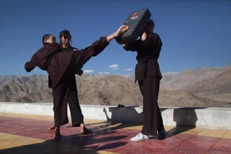 Meet the Kung Fu nuns of India who are challenging gender roles with martial arts