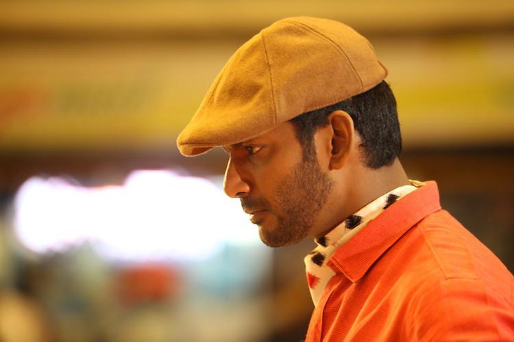 Vishal Prasanna play Sherlock-Watson type roles in Thupparivaalan