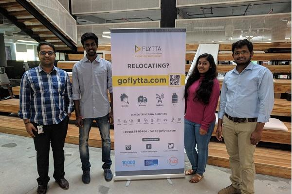 Relocation startup Flytta raises an undisclosed sum in angel funding from Corvus Ventures