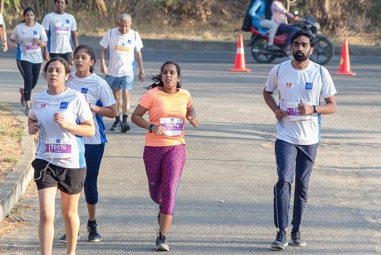 Events like city marathons are increasingly popular