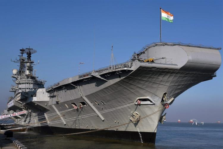 INS Viraat as a fancy hotel No thank you Centre tells Andhra