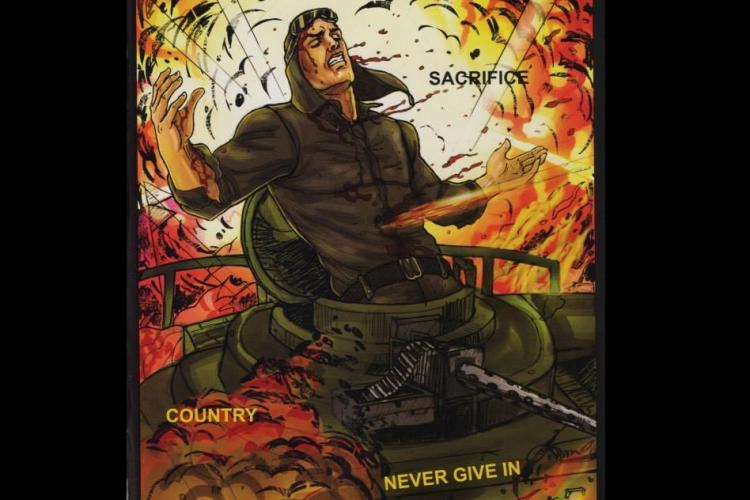 Indian War Heroes Comics goes digital stories of valour now on your phone