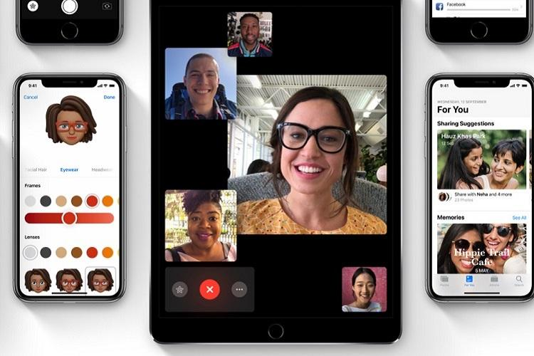 Apple confirms launch of iOS 12.1 update with group FaceTime