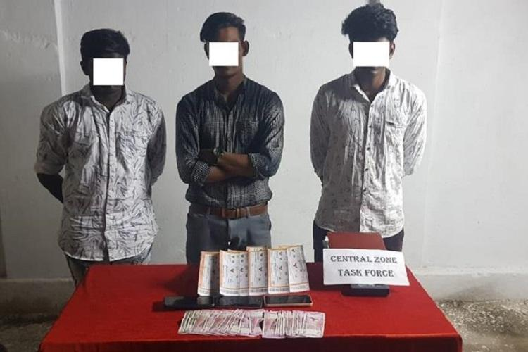Three held for selling IPL tickets in black in Hyderabad