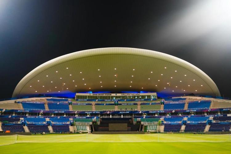 Sheikh Zayed Stadium in Abu Dhabi will be one of the 3 venues in IPL 2020