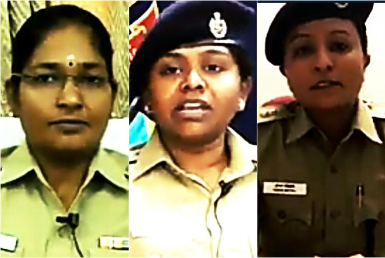 Filmmakers need to step up Three women TN IPS officers take on misogyny in cinema