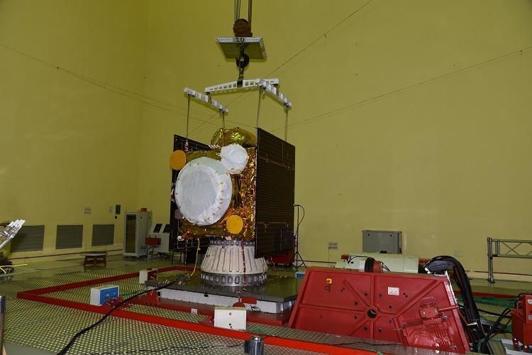 Indias eighth navigation satellite to blast off from Sriharikota countdown begins