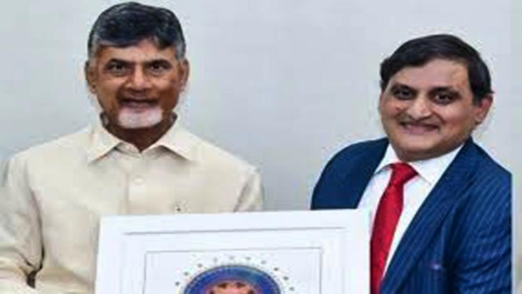 Andhra govt suspends IRS officer Krishna Kishore over allegations of irregularities