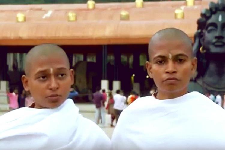 Isha Yoga row Parents complaining out of vested interests says Jaggi Vasudev