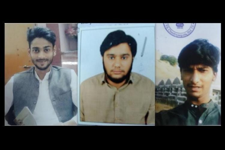 Inspired by uncle who was SIMI chief Hyderabad youths tried to join ISIS twice