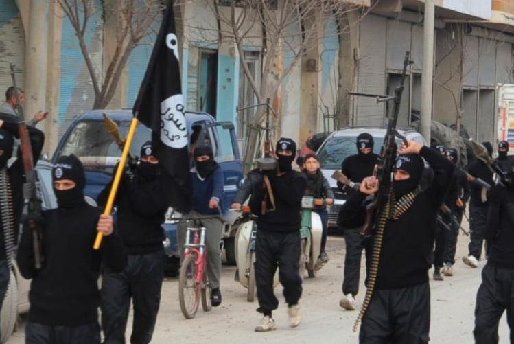 ISIS had a module of 9 in India 8 of them from Tamil Nadu