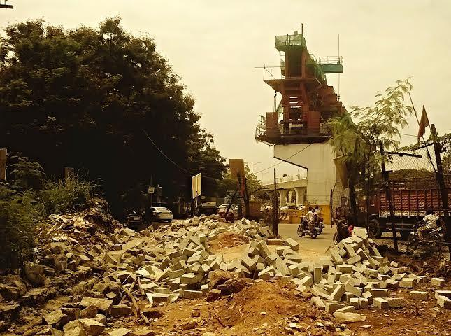 Dispute between ISKCON temple and Hyderabad municipality after 150-year-old wall demolished