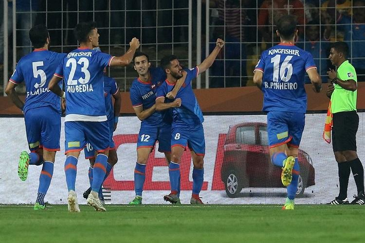 Match Report 10-man Bengaluru FC lose seven-goal thriller to FC Goa