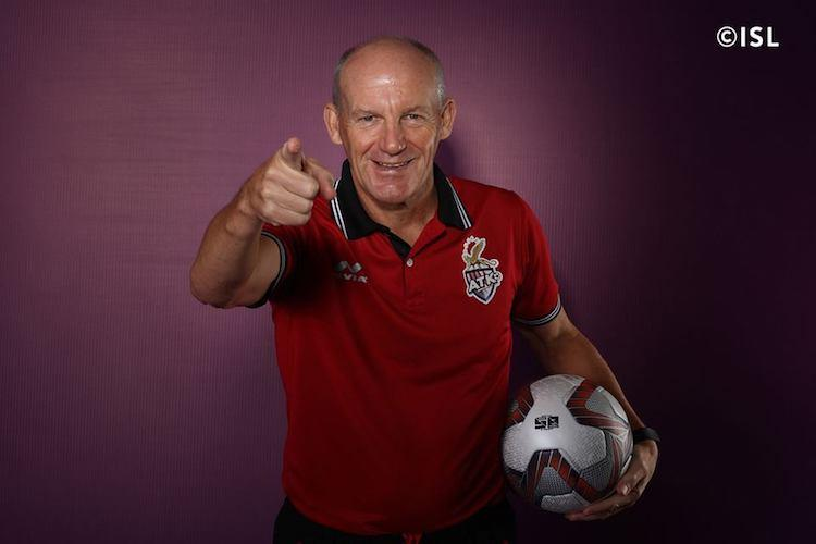 We will look to make our home a fortress ATK coach Steve Coppell