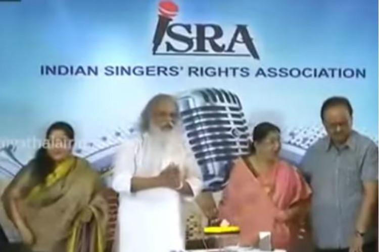 In a first Indian Singers Rights Association distributes royalty