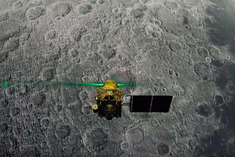 No contact with Chandrayaan-2 lander eyes on Gaganyaan mission now ISRO chief
