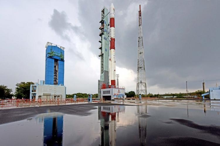 Countdown begins for launch of Indias PSLV rocket carrying 10 satellites