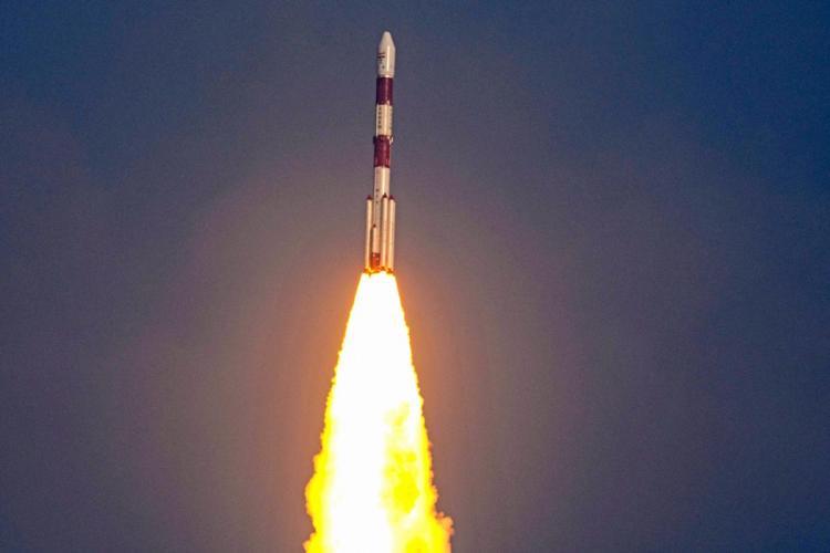 ISRO rocket