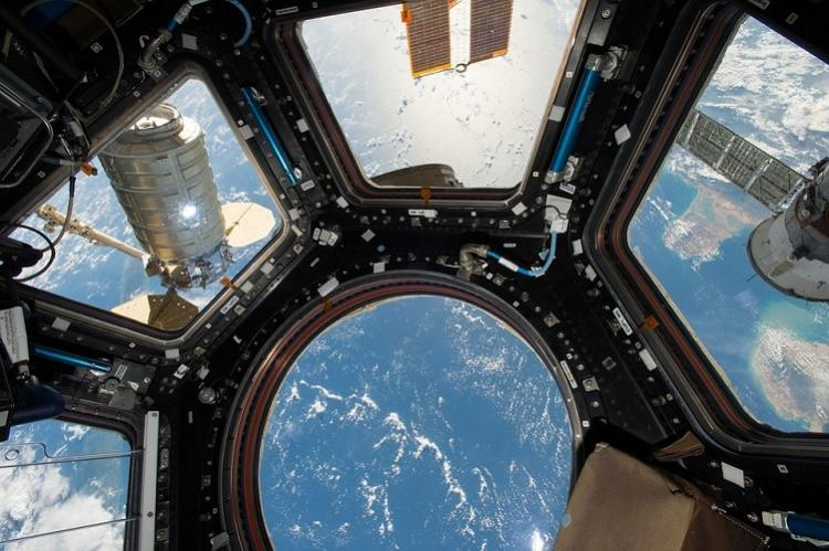 Watch International Space Station gets its own Street View with Google Maps