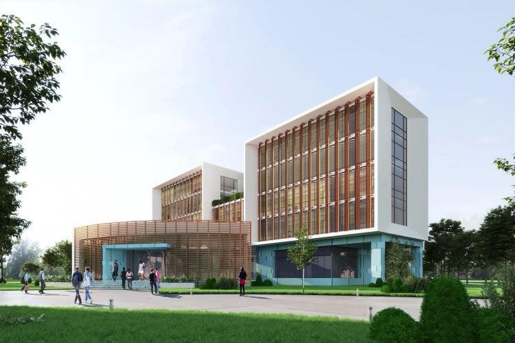 KTR Kavita lay foundation for T-Hub in Nizamabad