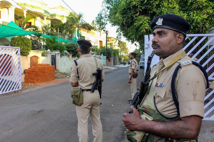 I-T department raids properties linked to MP CM Kamal Naths OSD