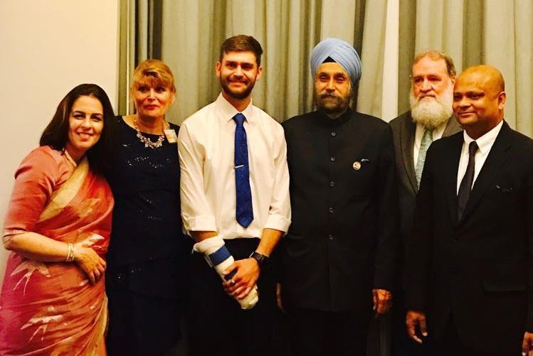 American who tried to save slain Indian techie Srinivas Kuchibotla given 100000