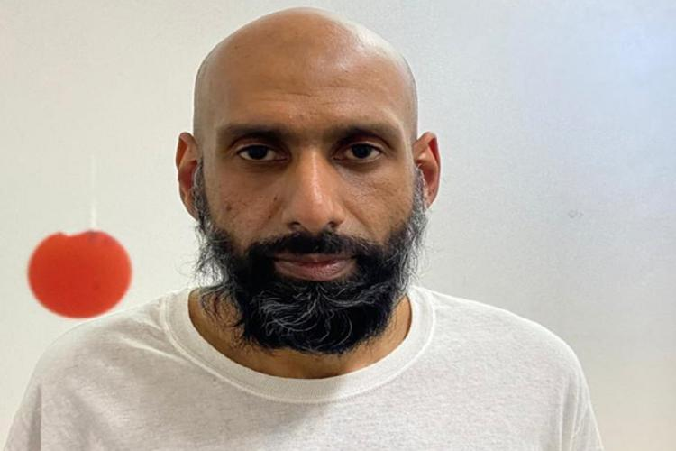File photo of Mohammad Ibrahim Zubair who was convicted in the US for links to Al Qaeda