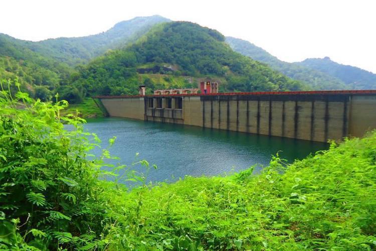 Mullaperiyar Dam shutters opened following rise in water level