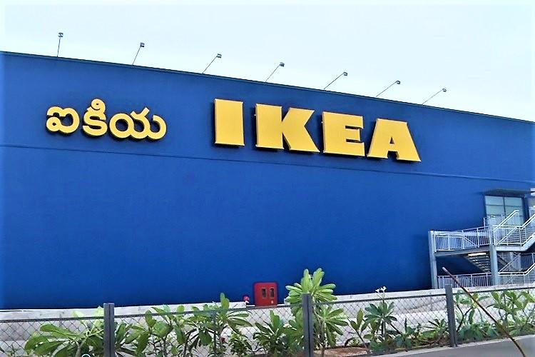 why hyderabad was chosen by ikea for its first india store the news minute. Black Bedroom Furniture Sets. Home Design Ideas
