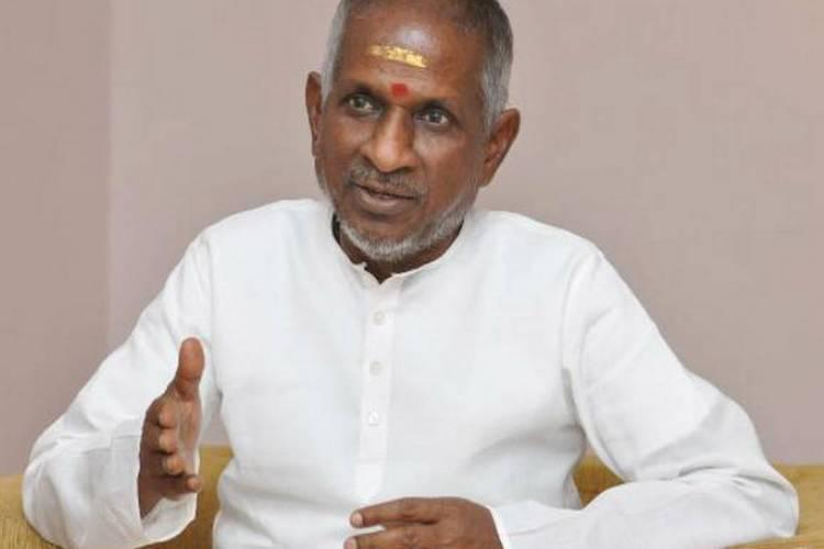 Ilaiyaraaja composes music for two songs in 10 minutes