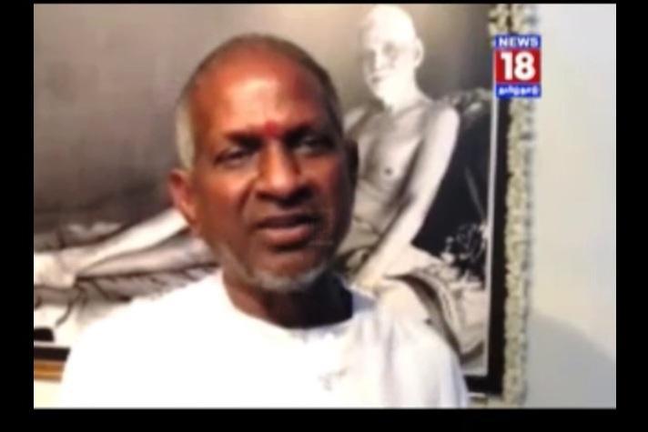 Ilayarajas humble and astute response to security-check row Take a bow Raja sir