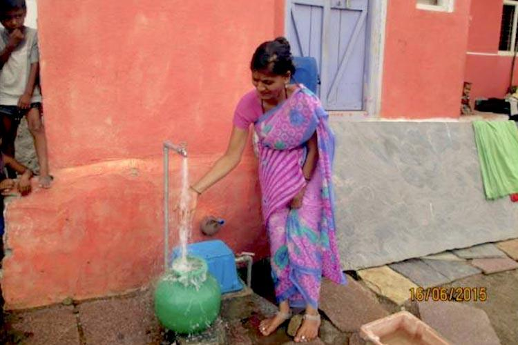 No more dry taps tanker queues In this Karnataka city every house has 24x7 water supply