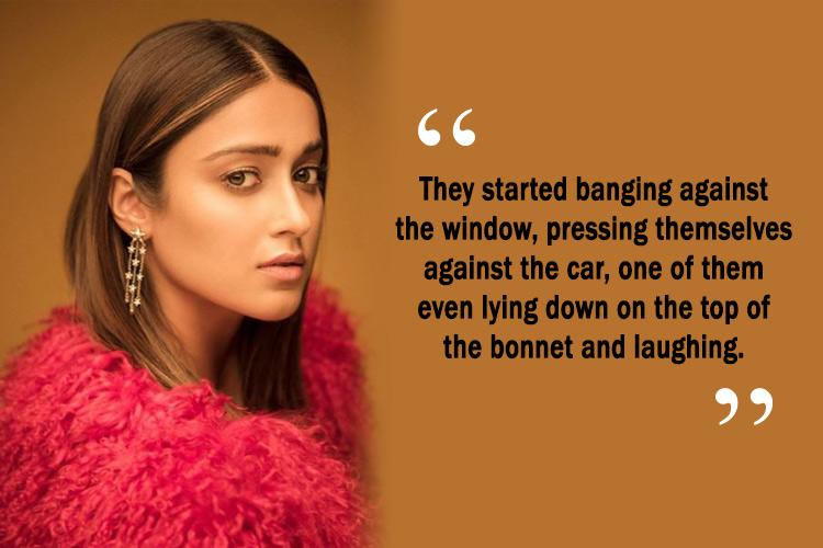 Im a public figure doesnt give men right to misbehave Ileana alleges sexual harassment