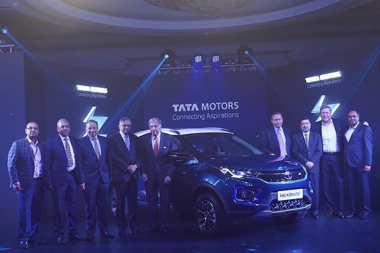 Tata Motors ushers in a new wave of e-mobility launches Nexon EV at Rs 1399 lakh