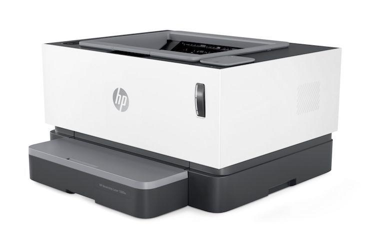 HP introduces world's first Toner Tank Laser printer in