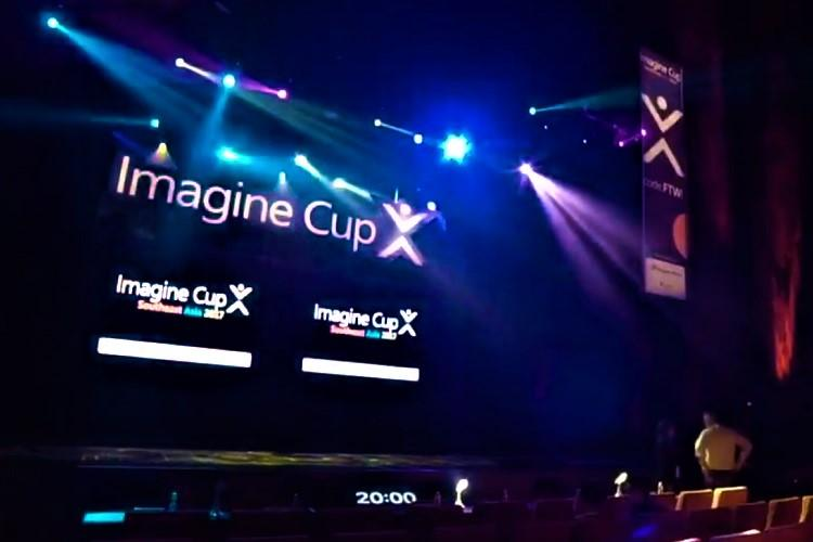 Three Indian student teams vie for top slot in Microsoft Imagine Cup Asia