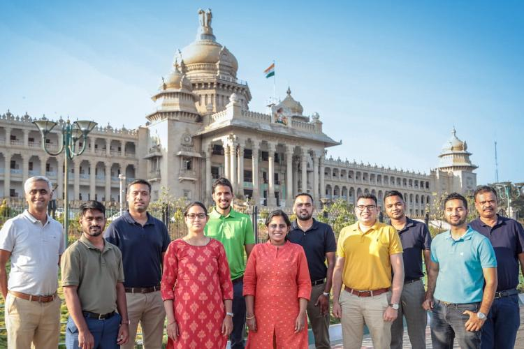 Immersion India team
