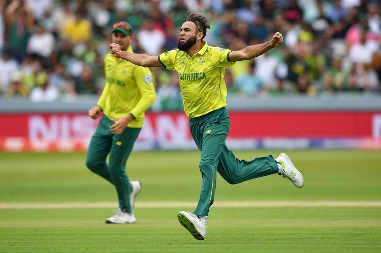 New age Usain Bolt Memes flood social media over Imran Tahirs wicket celebration