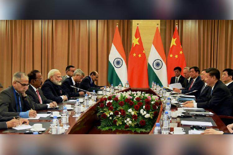 India seeking peaceful resolution of issues with China Ministry of External Affairs
