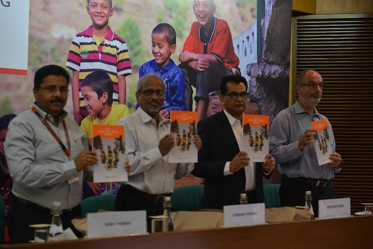 Kerala Tamil Nadu and Himachal top Indias child well-being index Report